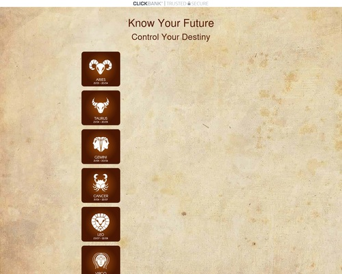 Call of Destiny - Know Your Future, Control your Destiny