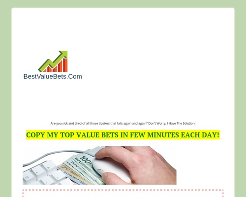 – How to make consistent profit on sport betting …