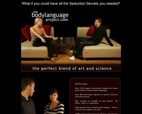 Body Language Project - How to Buy the BodyLanguage ebook