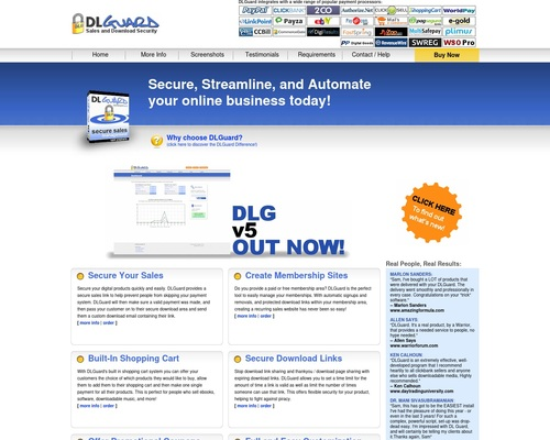 Dlguard - File Download Protection.