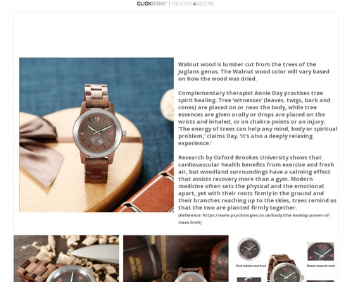50% Off Wood Watches Offer- Physical Watches Made Of Wood