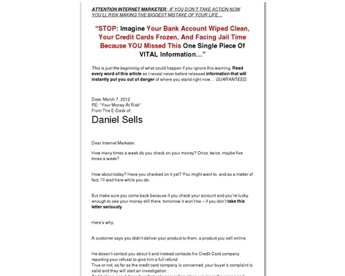 Digital Products Done Right By Marketing Members, LLC and Daniel