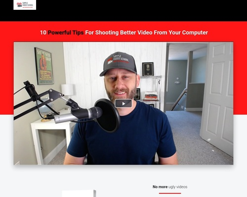 No More Ugly Videos - Simple Tips Your Audience Needs Now