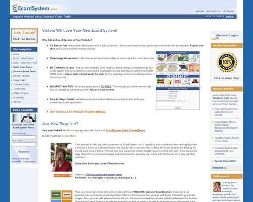 Ecard System   Add Ecards to Your Website