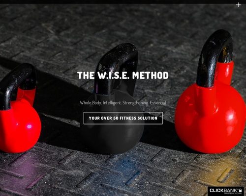 Women And Men Over 50 Need This Product! - The W.i.s.e. Method