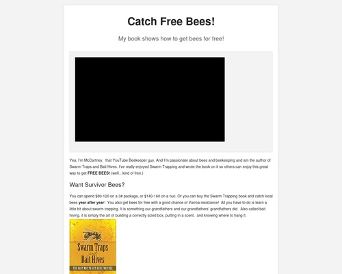 Catch Free Bees!