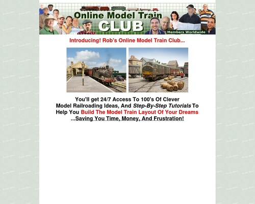 Model Train Club - Step-By-Step Tutorials, Articles, Photo Gallery,