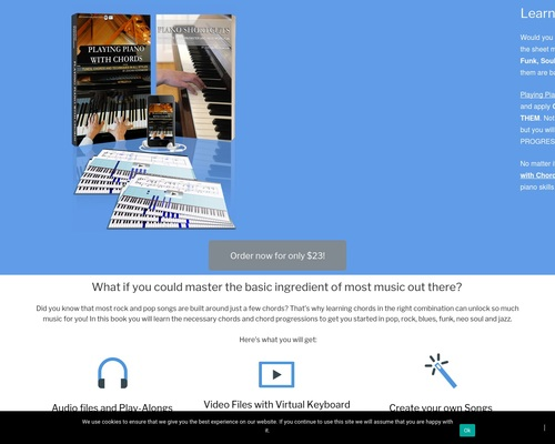 Learn to Play Piano with Chords | Playing Piano with Chords