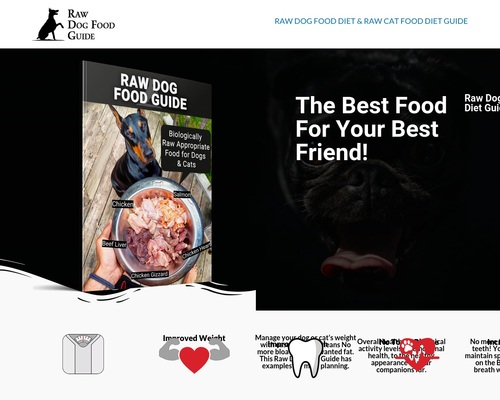 Raw Dog Food Diet Guide   Raw Cat Food Diet Guide