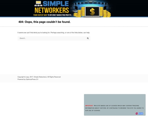 Simple Networkers — Simple Networkers