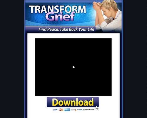Transform Grief – Coaching and Counseling through Grief Stages