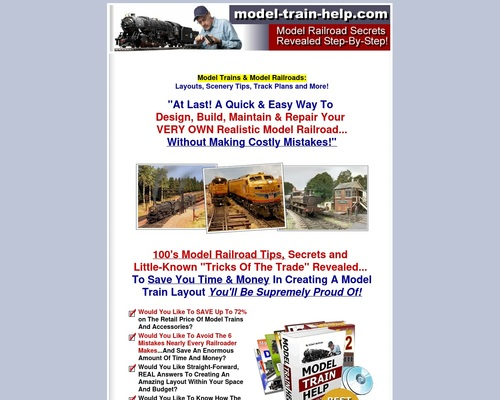 Model Railroads | Model Trains | Ebook