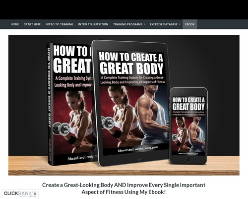 Download 'How to Create a Great Body, Second Edition', by Edward